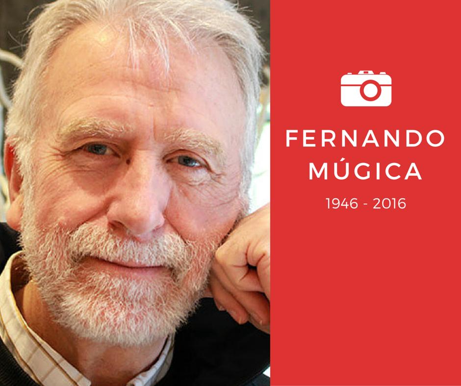 Fernando Múgica 1946-2016